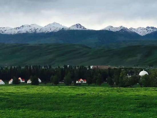 伊犁·那拉提草原,图八