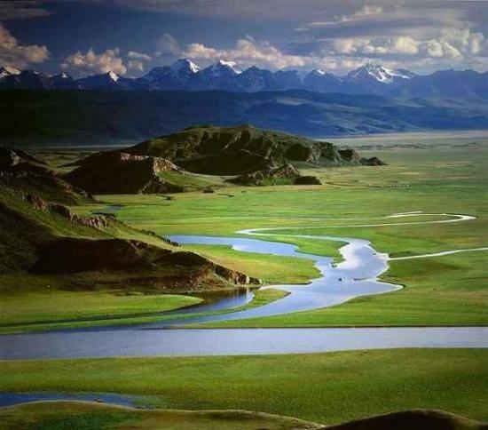 新疆和静县十大景点旅游攻略之二巴音布鲁克草原