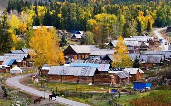 大美新疆-最美的景色!,图五