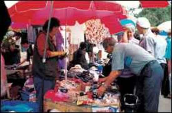 黑河市特产购物