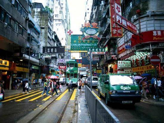 香港购物商场