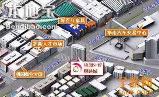 深圳去哪里买外贸货?外贸服装城淘宝指南