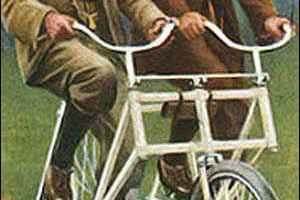 自行车史话
