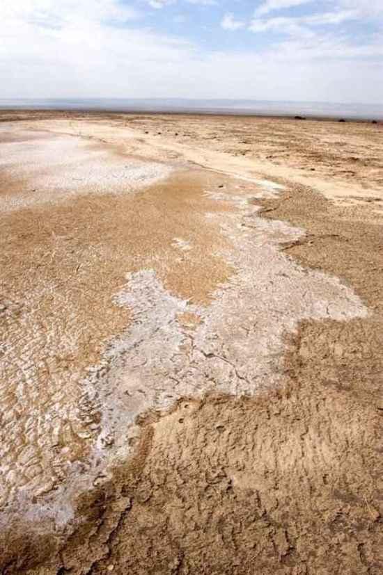 消失的中国最低地-艾丁湖,图十二