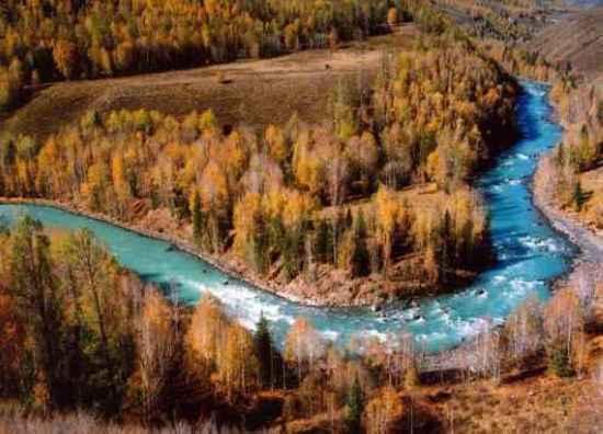 北疆梦幻般的境地,图三