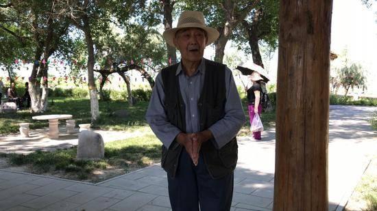 父亲节带爸爸游玛纳斯湿地公园,图三