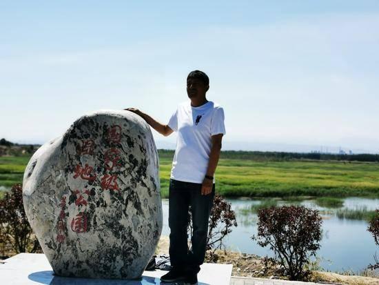 父亲节带爸爸游玛纳斯湿地公园,图十一