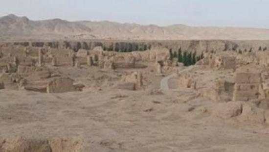 火州吐鲁番之行,图二