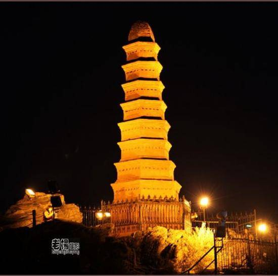 乌鲁木齐城的镇山之鼎,图十九