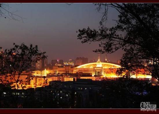 乌鲁木齐城的镇山之鼎,图十五