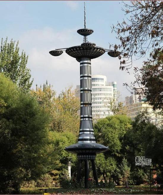乌鲁木齐城的镇山之鼎,图九