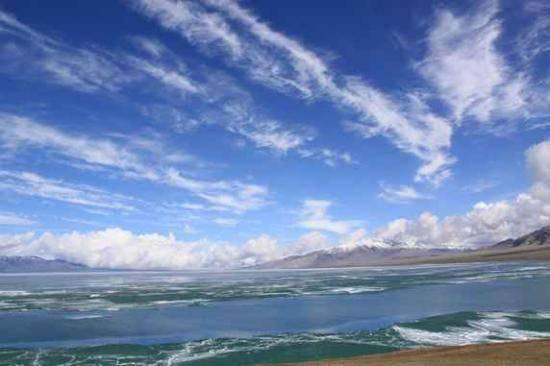 赛里木湖风光,图三