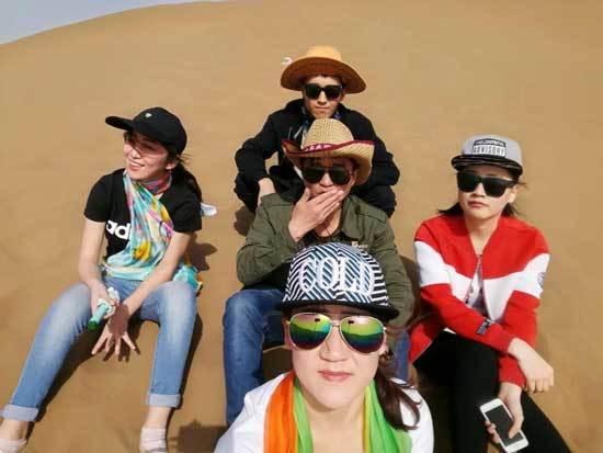 吐鲁番鄯善沙漠两日游记,图十五