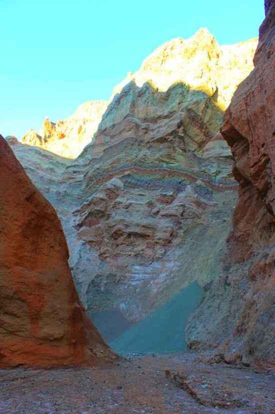 新疆旅游非常奇特的努尔加峡谷,图六