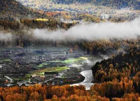 北疆梦幻般的境地,图十