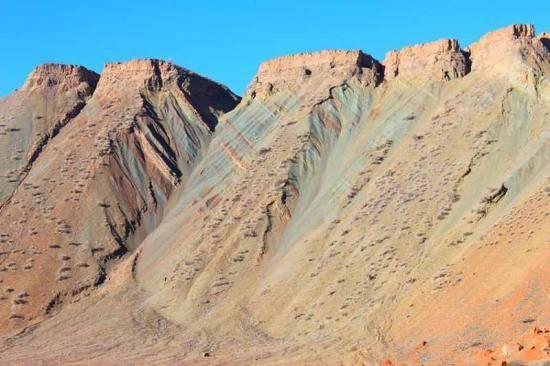 新疆旅游非常奇特的努尔加峡谷,图八