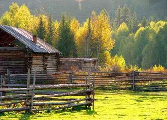 新疆边界上的美丽风光,图三