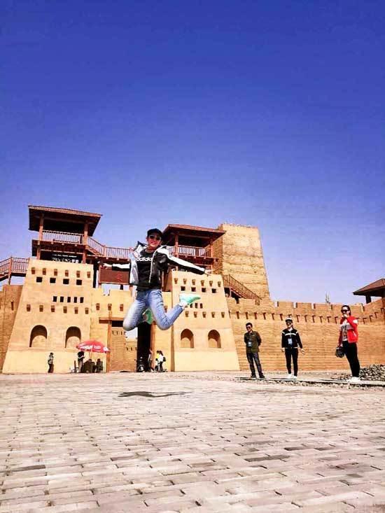 吐鲁番鄯善沙漠两日游记,图四