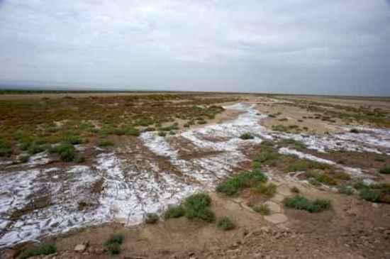 消失的中国最低地-艾丁湖,图三