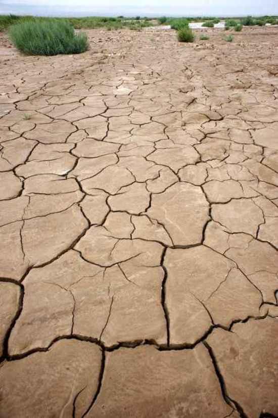 消失的中国最低地-艾丁湖,图五