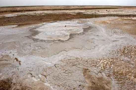 消失的中国最低地-艾丁湖,图十一