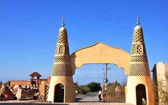 吐鲁番鄯善沙漠两日游记,图二十