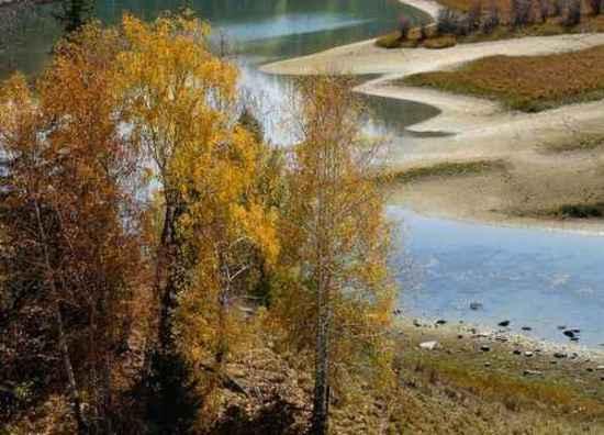 新疆边界上的美丽风光,图四