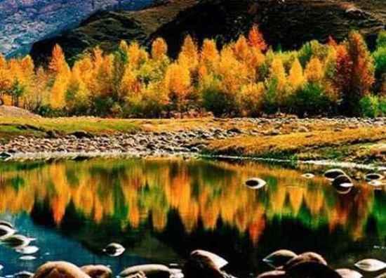 北疆梦幻般的境地,图七