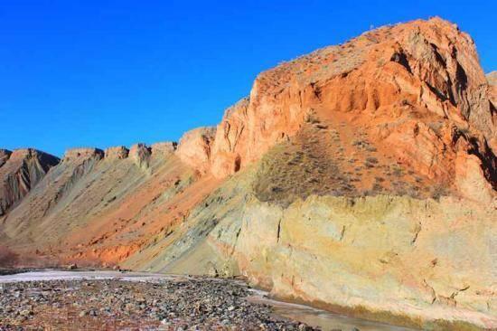 新疆旅游非常奇特的努尔加峡谷,图十