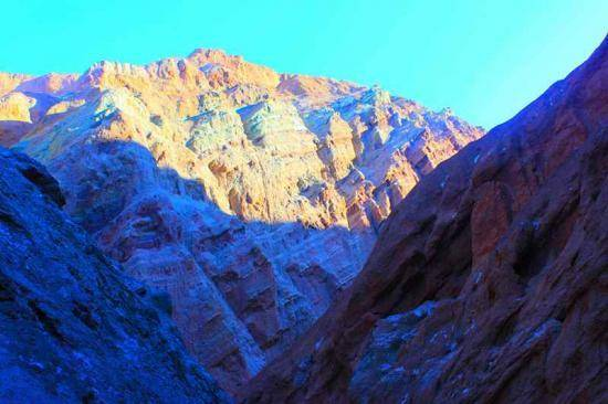 新疆旅游非常奇特的努尔加峡谷,图七