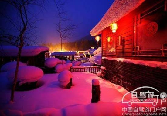 自驾游中国雪乡的超实用自驾游攻略,图三