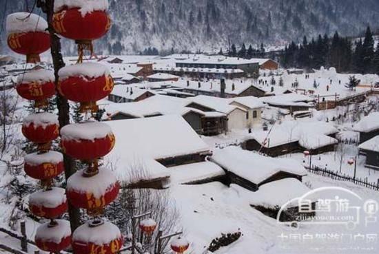 自驾游中国雪乡的超实用自驾游攻略,图六