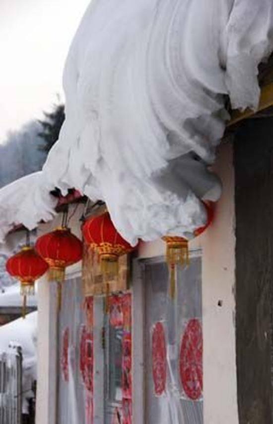 自驾游中国雪乡的超实用自驾游攻略,图二