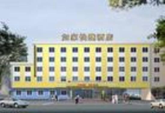 天津如家快捷酒店--国展中心店,图一
