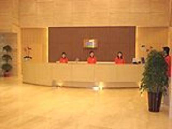 天津圣光快捷假日酒店(Express by Holiday Inn Airport Industrial Park Tianjin),图二