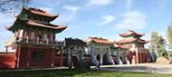 哈巴河县双拥公园