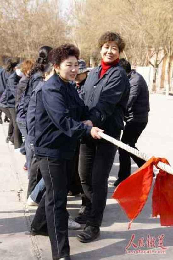 乌铁局天汇集团庆祝三八国际劳动妇女节,图六