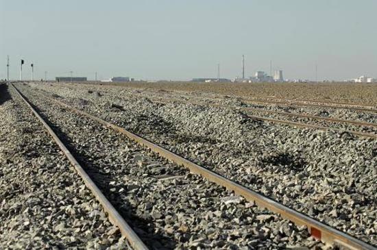 新疆哈罗铁路即将通车,图二