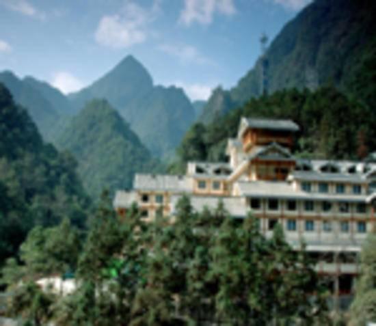 桂林龙胜温泉度假中心酒店,图一