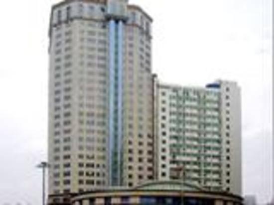 长沙银港大厦,图一