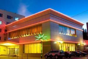 新疆哈密商业宾馆