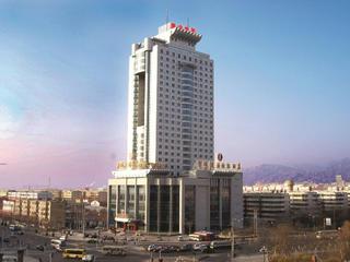 新疆库尔勒康城建国国际酒店