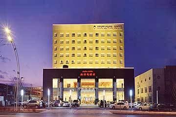 克拉玛依宝石花酒店