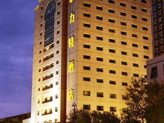 新疆乌鲁木齐市伊力特酒店