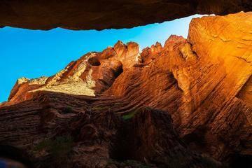 新疆阿克苏天山神秘大峡谷,图四