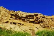 新疆阿克苏克孜尔尕哈千佛洞