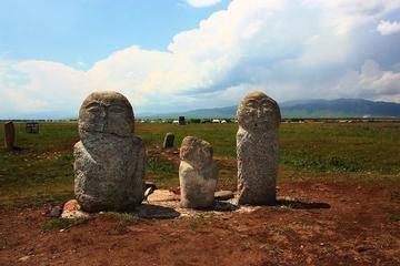 新疆阿勒泰草原石人风景区,图二