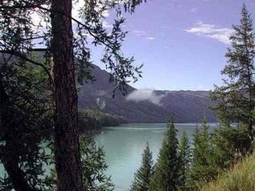 新疆阿勒泰喀纳斯湖,图五