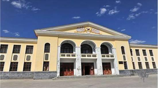 新疆富蕴可可托海国家地质公园地质陈列馆,图三