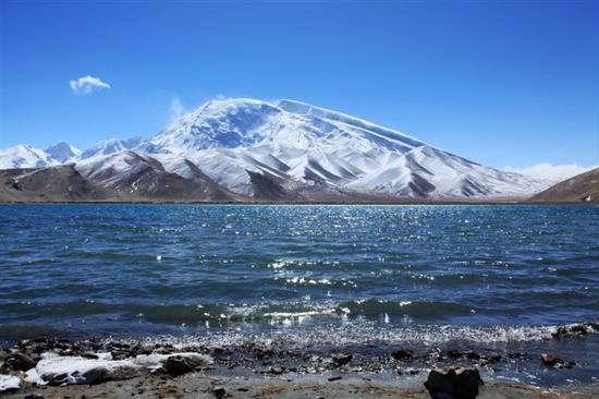 新疆阿图什喀拉库勒湖风景区,图三
